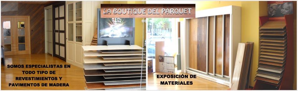 La boutique del parquet for La boutique du parquet